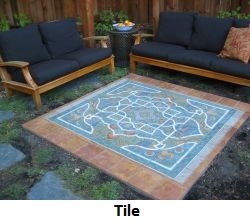Go to the Tile page