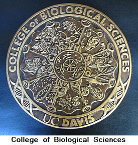 College of Biological Sciences, UC Davis, Medal